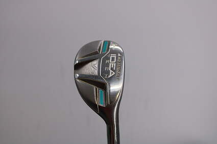Adams Idea Tech V3 Hybrid 5 Hybrid Stock Graphite Shaft Graphite Ladies Right Handed 38.0in