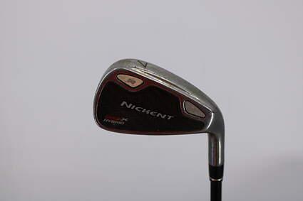 Nickent 3DX Single Iron 7 Iron Stock Graphite Shaft Graphite Regular Right Handed 37.0in