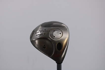 Callaway Hawkeye Fairway Wood 4 Wood 4W Callaway Stock Graphite Graphite Regular Right Handed 43.0in