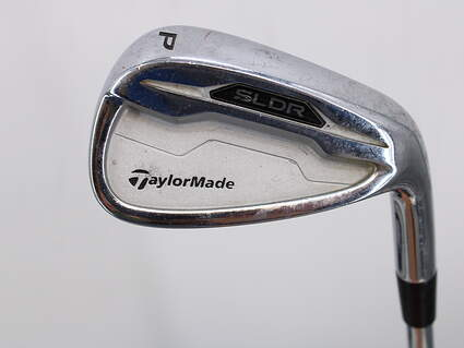 TaylorMade SLDR Wedge Pitching Wedge PW FST KBS TOUR C-Taper 90 Steel Regular Right Handed 36.0in