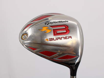 TaylorMade 2009 Burner Driver TM Reax Superfast 49 Graphite Senior Right Handed 46.25in