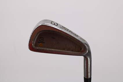 Titleist DCI Gold Single Iron 3 Iron 21° Stock Steel Shaft Steel Stiff/Regular Right Handed 38.75in