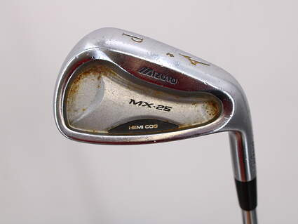 Mizuno MX 25 Wedge Pitching Wedge PW True Temper Dynamic Gold S300 Steel Stiff Right Handed 36.0in