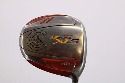 Cleveland Hibore XLS Driver 10.5° Cleveland Fujikura Fit-On Gold Graphite Regular Right Handed 45.5in