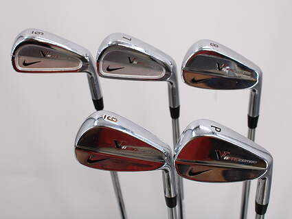 Nike VR Forged Pro Combo Iron Set 6-PW True Temper Dynamic Gold R300 Steel Regular Right Handed 35.5in