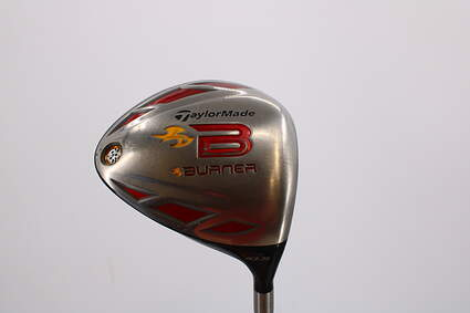 TaylorMade 2009 Burner Driver 10.5° Stock Graphite Shaft Graphite Stiff Right Handed 45.75in