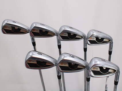 Ping G400 Iron Set 4-PW AWT 2.0 Steel Regular Right Handed Black Dot 38.5in