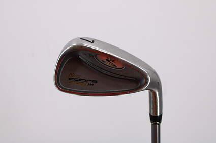 Cobra 3100 IH Single Iron 7 Iron Stock Graphite Shaft Graphite Regular Right Handed 37.5in