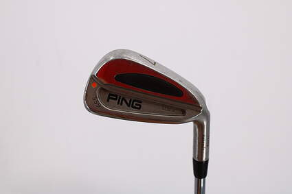 Ping S59 Single Iron 7 Iron Stock Steel Shaft Steel Stiff Right Handed Orange Dot 36.75in