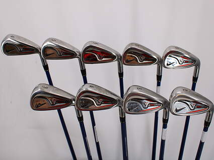 Nike Victory Red Pro Cavity Iron Set 4-LW Project X 5.5 Graphite Regular Right Handed 38.0in ***NO PITCHING WEDGE***