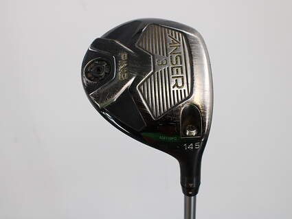 Ping Anser Fairway Wood 3 Wood 3W 14.5° Ping TFC 800F Graphite Stiff Right Handed 43.0in