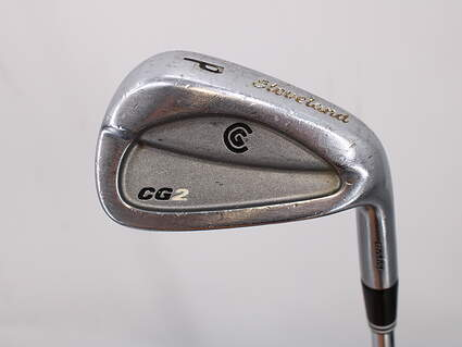 Cleveland CG2 Single Iron Pitching Wedge PW True Temper Dynalite Gold Steel Stiff Right Handed 35.75in
