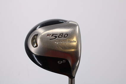TaylorMade R580 Driver 9.5° TM M.A.S.2 Graphite Stiff Right Handed 45.0in