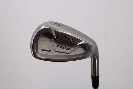 Mizuno MX 15 Single Iron Pitching Wedge PW True Temper Dynamic Gold R300 Steel Regular Right Handed 35.75in