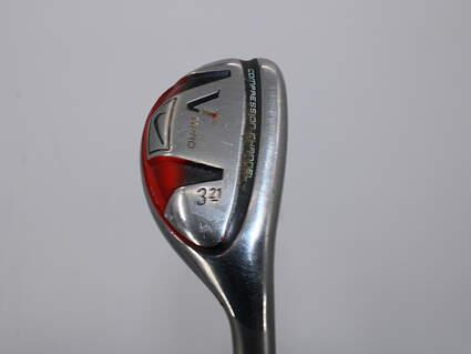 Nike Victory Red Pro Hybrid 3 Hybrid 21° Matrix Ozik Program HD 7.1 Graphite Stiff Right Handed 41.5in