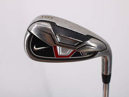 Nike Victory Red S Forged Single Iron 6 Iron Stock Steel Shaft Steel Uniflex Right Handed 38.0in