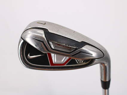 Nike Victory Red S Forged Single Iron 7 Iron Stock Steel Shaft Steel Uniflex Right Handed 37.5in