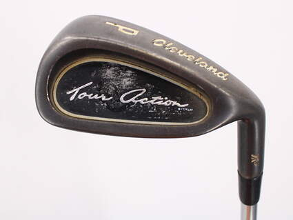 Cleveland TA5 Gunmetal Single Iron Pitching Wedge PW Stock Steel Shaft Steel Regular Right Handed 36.0in