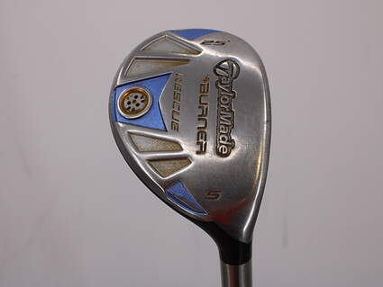 TaylorMade Burner Rescue Hybrid 5 Hybrid 25° TM Reax Superfast 50 Graphite Ladies Right Handed 38.75in