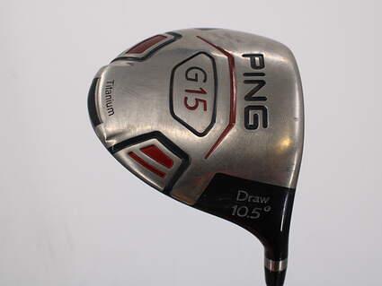 Ping G15 Draw Driver 10.5° Aldila Serrano 60 Graphite Regular Right Handed 45.75in