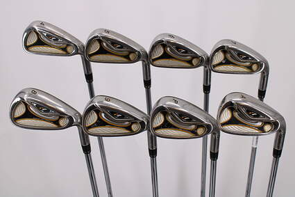 TaylorMade R7 Iron Set 4-PW Stock Steel Shaft Steel Regular Right Handed 38.0in