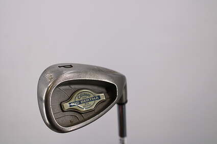 Callaway X-12 Wedge Pitching Wedge PW Stock Steel Shaft Steel Wedge Flex Right Handed 35.5in