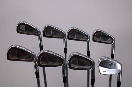 Mizuno T-Zoid Pro II Forged Iron Set 3-PW Dynamic Gold Sensicore S300 Steel Stiff Right Handed 37.0in