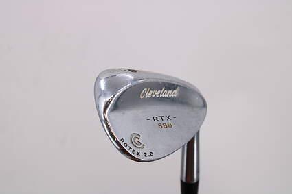 Cleveland 588 RTX 2.0 Tour Satin Wedge Sand SW 56° True Temper Steel Wedge Flex Right Handed 35.5in