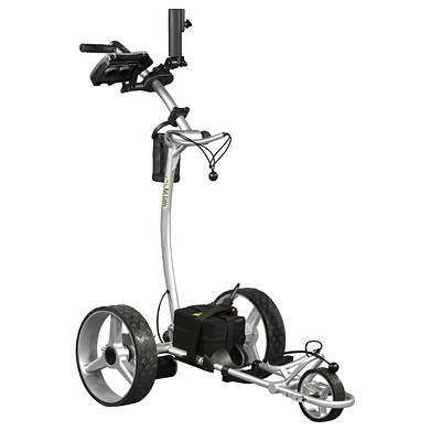 Bat Caddy X4 Classic Electric Push and Pull Cart