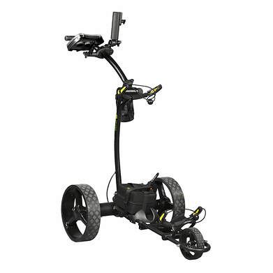 Bat Caddy X4 Pro Electric Push and Pull Cart