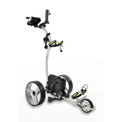 Bat Caddy X4 Sport Electric Push and Pull Cart