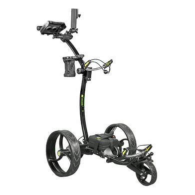 Bat Caddy X8R Electric Push and Pull Cart