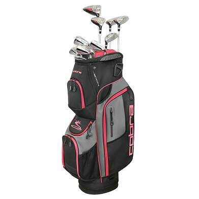 Cobra XL Speed Womens Complete Golf Club Set