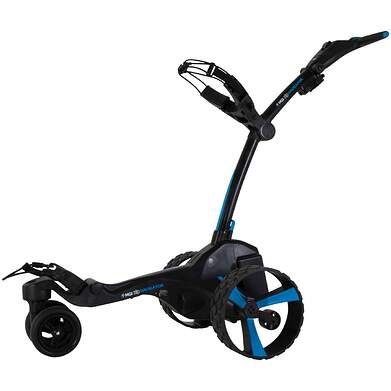 MGI ZIP Navigator Electric Push and Pull Cart