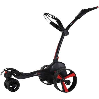 MGI ZIP X3 Electric Push and Pull Cart