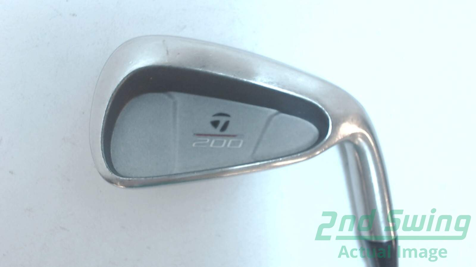 Used TaylorMade 200 Steel Single Iron 4 Iron Graphite Regular Right ...