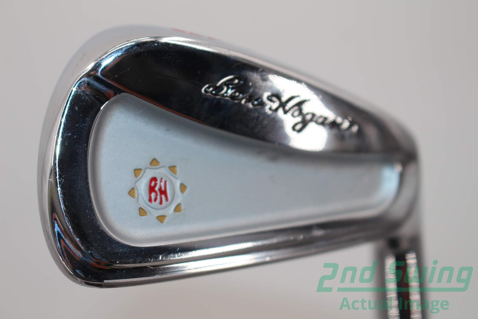 Used Ben Hogan Apex FTX Single Iron 6 Iron Stock Steel Shaft Steel ...