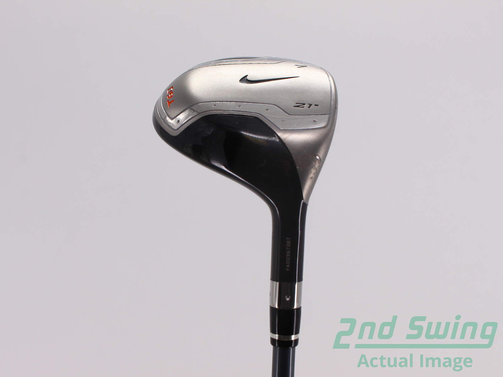 Scully imperdonable Bloquear  Used Nike Ignite T60 Fairway Wood 7 Wood 7W 21° Nike UST Ignite Graphite  Ladies Right Handed 40.5in Used Golf Club | 2nd Swing Golf