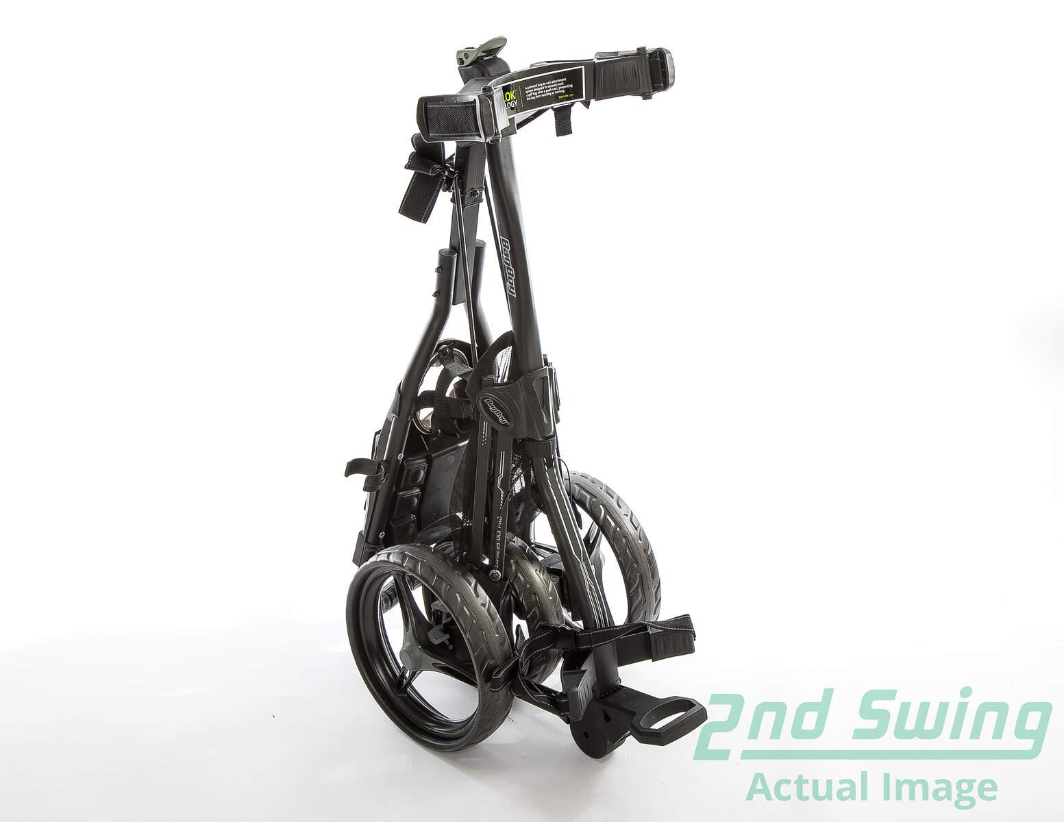Bag Boy Express DLX Pro Push and Pull Cart | 2nd Swing Golf
