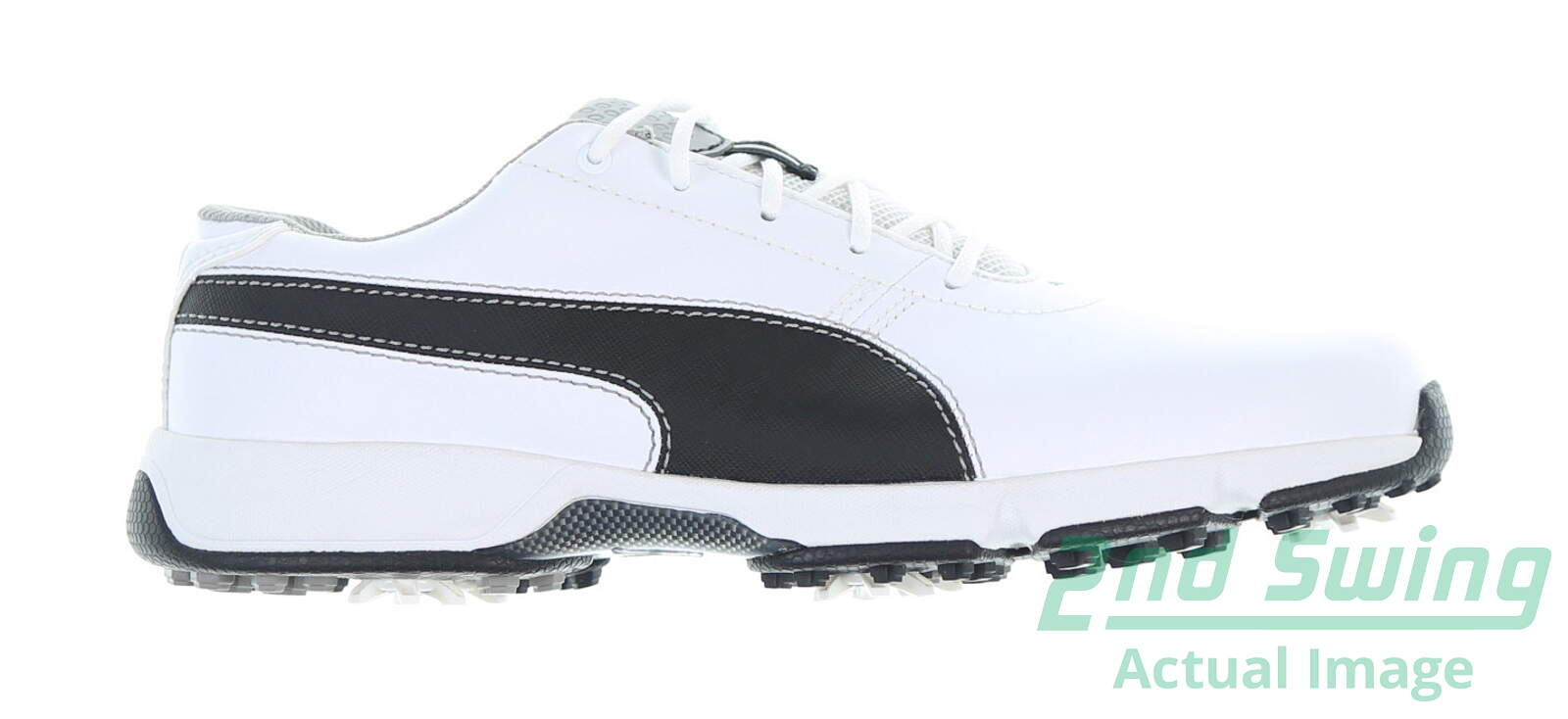 New Mens Golf Shoe Puma IGNITE Drive 9 WhiteBlack 189166 04