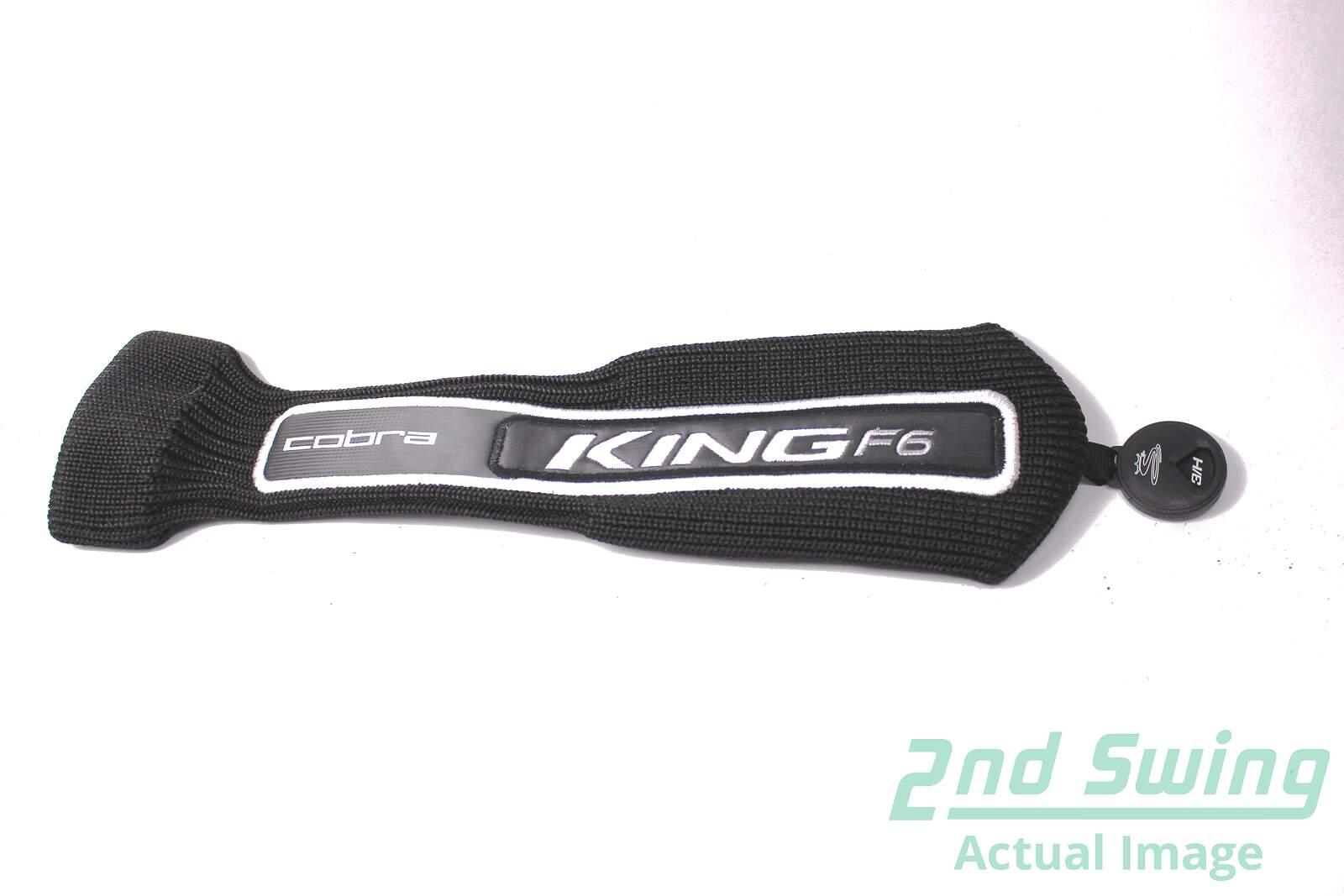 Used Cobra King 2016 F6 Hybrid Headcover W Adjustable Tag
