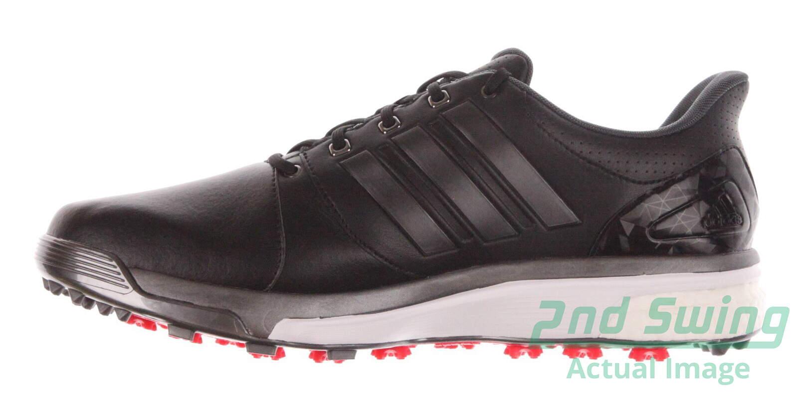 new arrivals e25fa 236a8 New Mens Golf Shoes Adidas Adipower Boost 2 Medium 11.5 Black MSRP 150  Q44660 - Golf Footwear  2nd Swing Golf