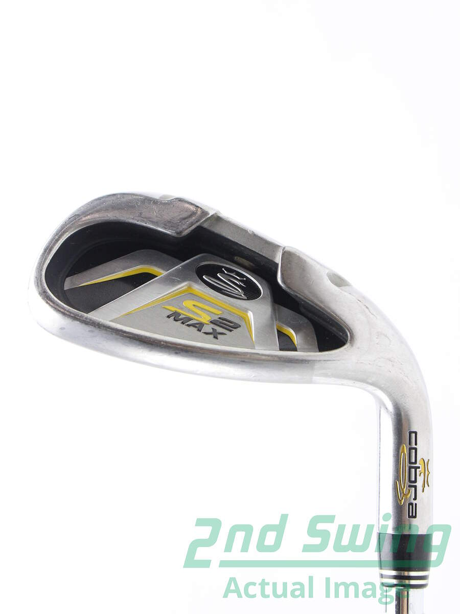 Used Cobra S2 Max Wedge Gap Gw Cobra Fst S2 Max Steel