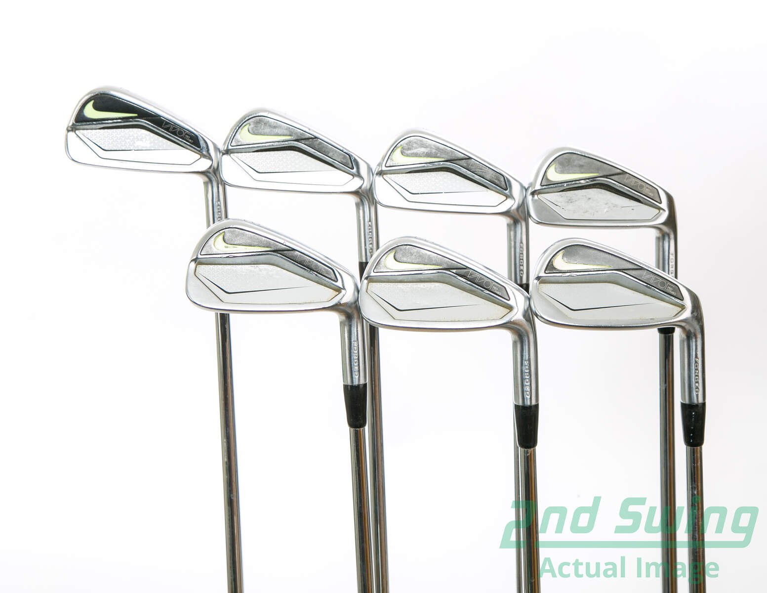 578e9d81b25 Nike Vapor Pro Combo Iron Set 4-PW Project X Rifle 6.5 Steel X-Stiff Right  Handed 38