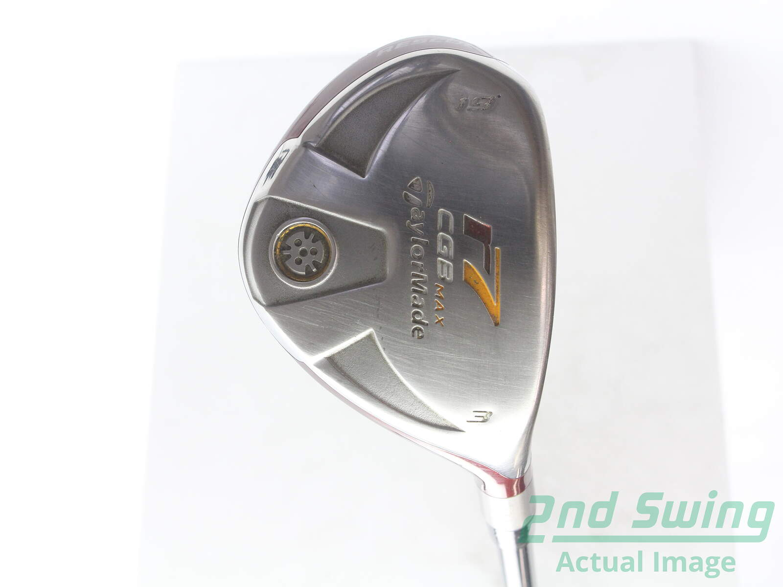 Taylormade R7 Cgb Max Hybrid 3 19 Stock Graphite Shaft Regular Right Handed