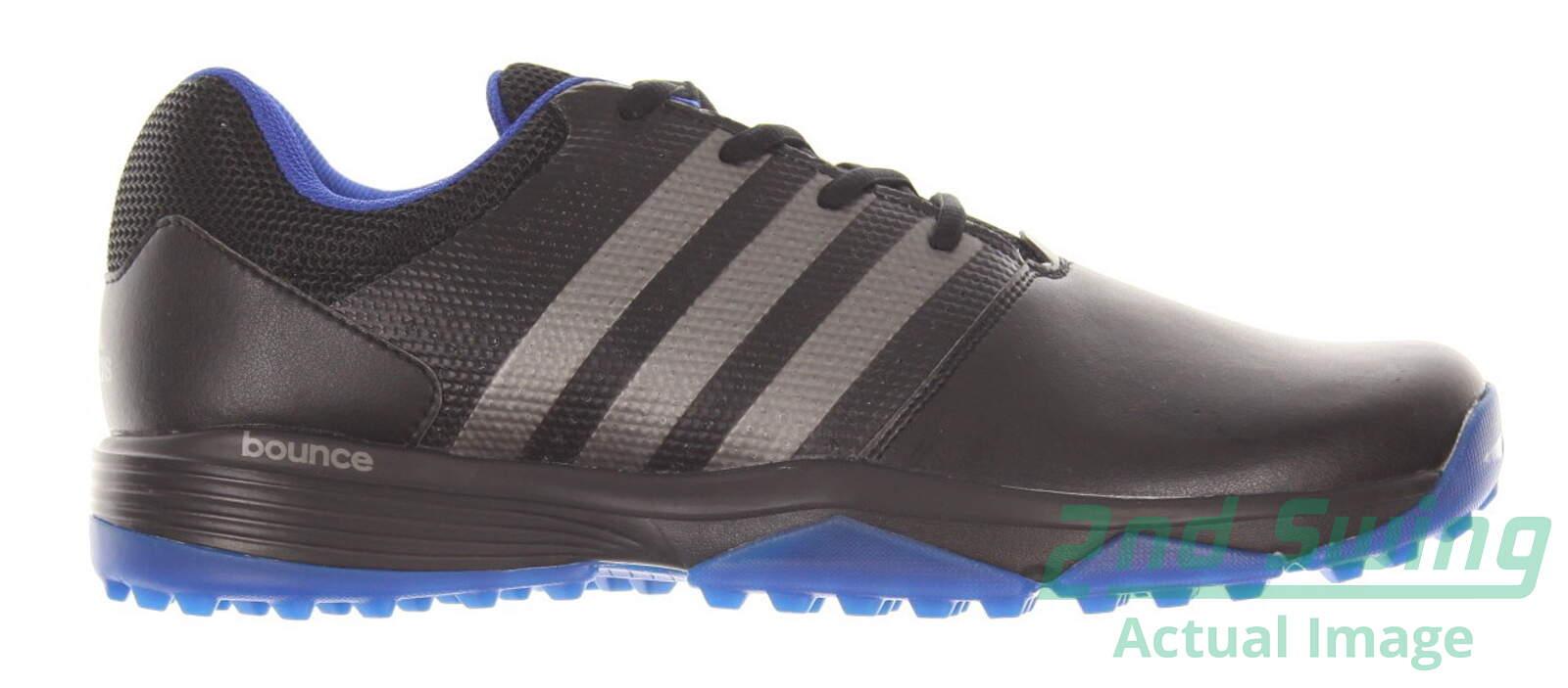 48deabee2 New Mens Golf Shoe Adidas 360 Traxion Medium 11.5 Black MSRP  80 - Golf  Footwear