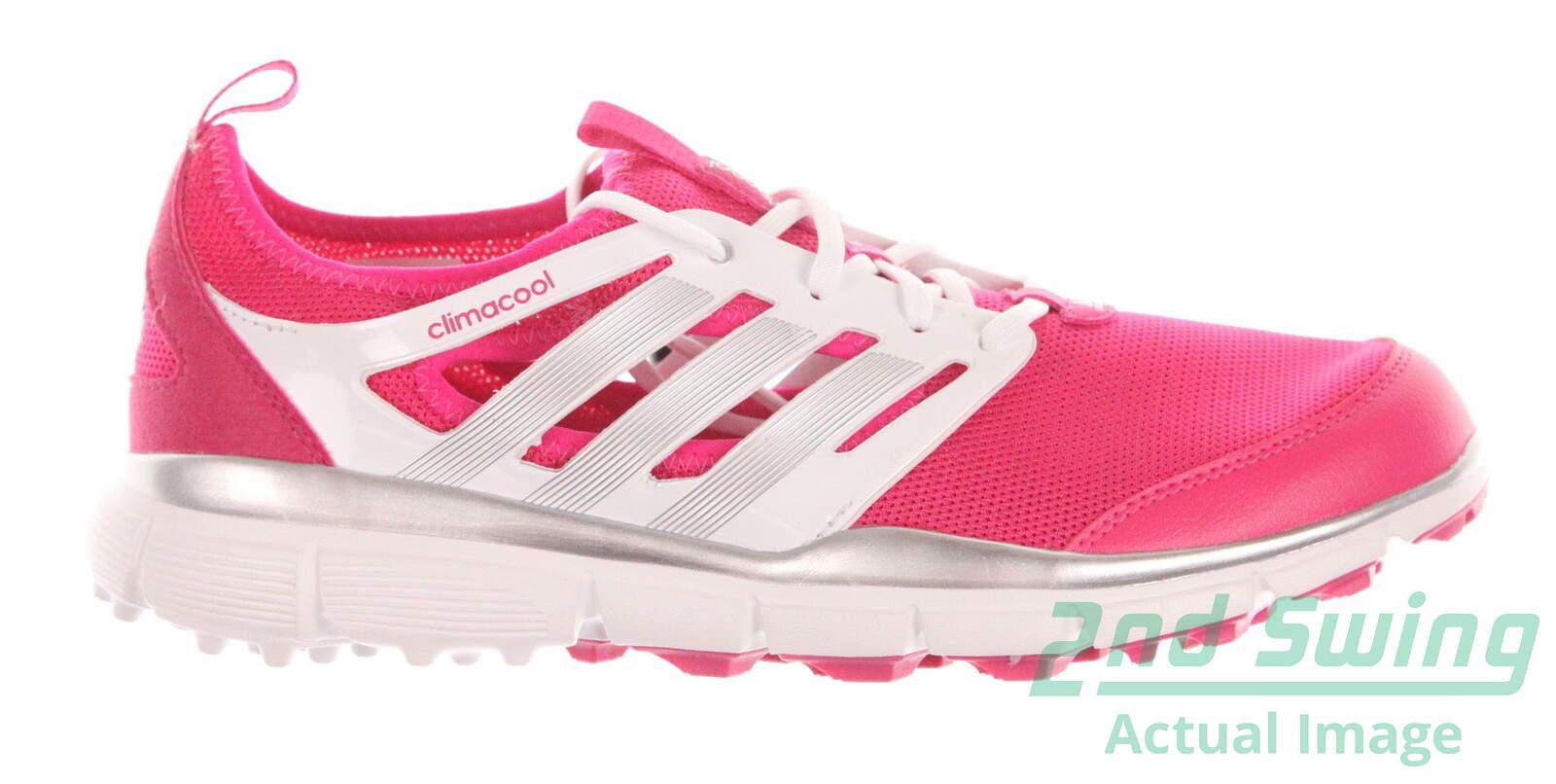 premium selection ae3b6 e6ff5 New Womens Golf Shoe Adidas Climacool II Medium 7 Pink MSRP ...