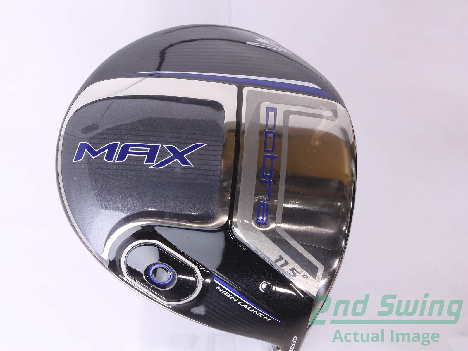 Used Mint Cobra Max Driver 11 5 176 Cobra Matrix 55x4 White