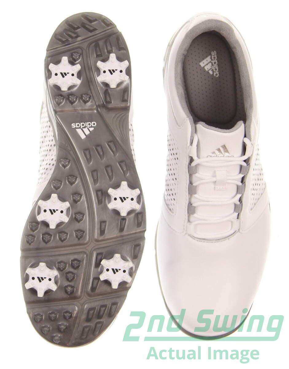 hot sale online e195e ee583 New WO Box Womens Golf Shoe Adidas Adipure Tour Medium 5.5 White MSRP 130  - Golf Footwear