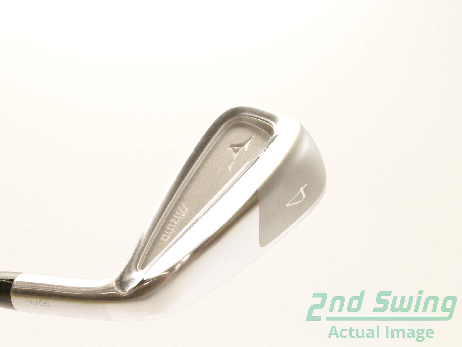 Used Mint Mizuno MP-18 MMC Fli-Hi Single Iron 4 Iron FST KBS Tour C-Taper  Lite Steel Stiff Right Handed 38.5